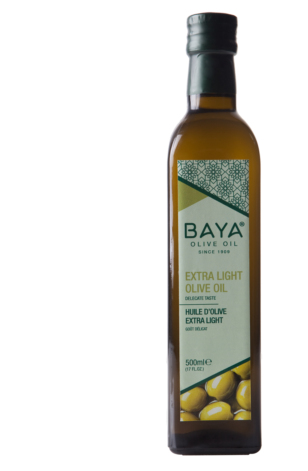 HUILE D'OLIVE EXTRA LIGHT