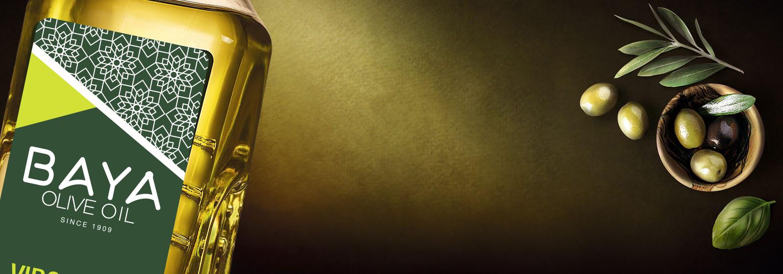 Une passion pour l'huile d'olive depuis 1909